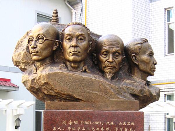 人物肖像雕塑