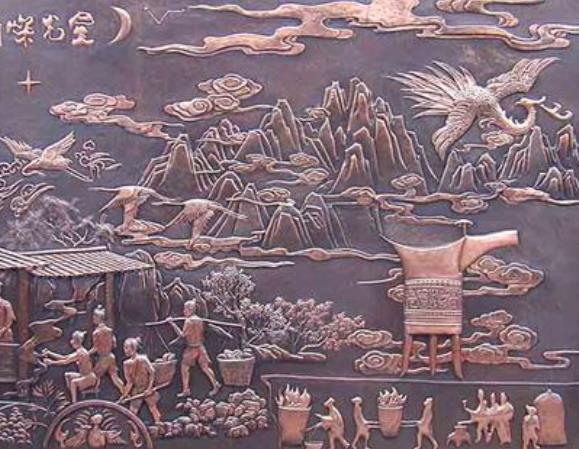 定西文化墙浮雕制作公司