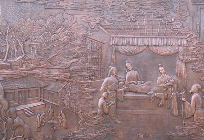 甘南玻璃钢浮雕厂家