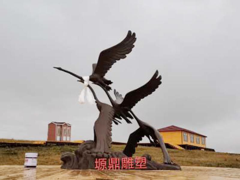 甘南玻璃钢雕塑设计