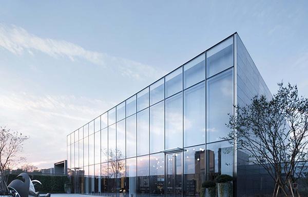玻璃幕墻設計