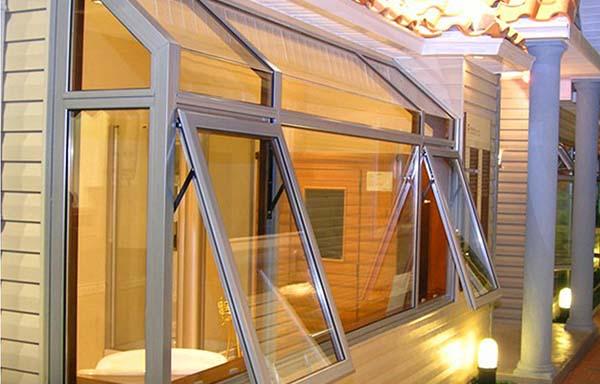 鳳鋁斷橋鋁門窗