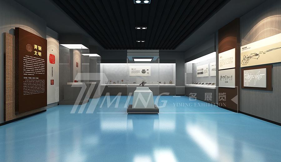 科技博物館展廳設計