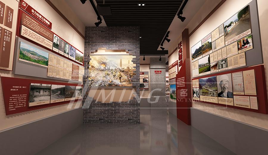 紀念館展廳設計(5)
