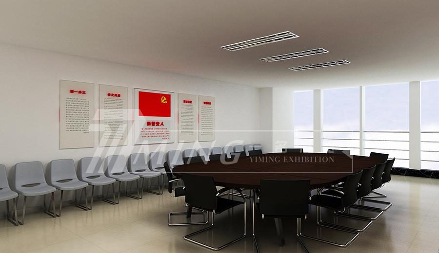 甘肅日報社走廊文化設計(4)