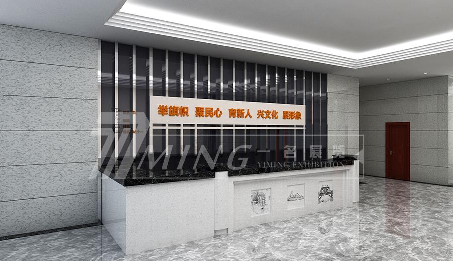 甘肅日報社走廊文化設計(6)