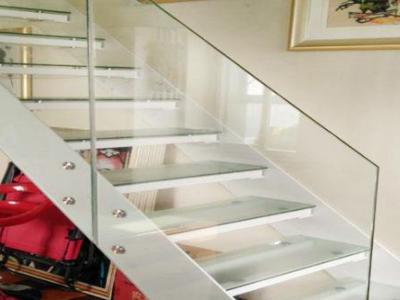 兰州楼梯玻璃栏杆厂家