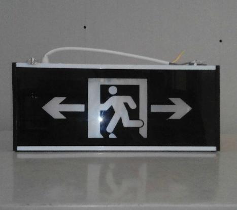 疏散指示及應急照明系統