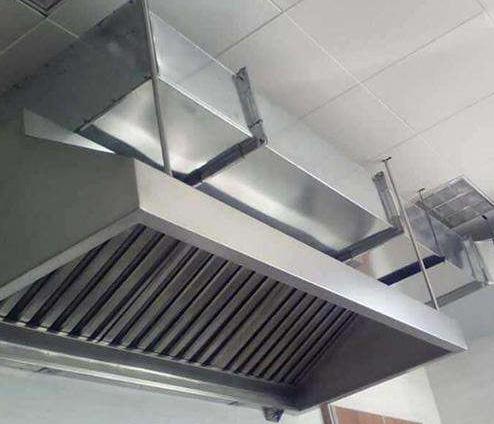 机械防排烟工程系统