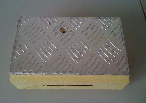 冷庫板-不銹鋼防滑板