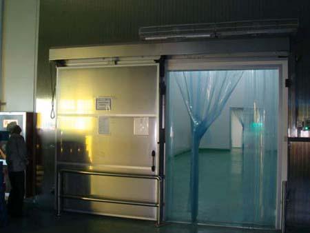 聚氨酯冷庫板-不銹鋼