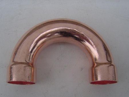 U型铜接头