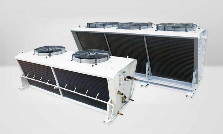 V 型风冷冷凝器INV系列