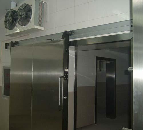 肉类食品冷藏库