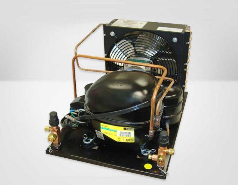 兰州冷库制冷设备的机组系统安裝与调节