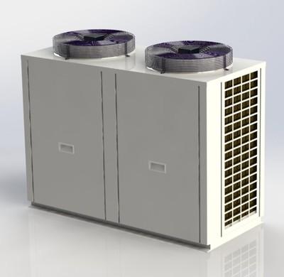 12熱泵烘干分體機