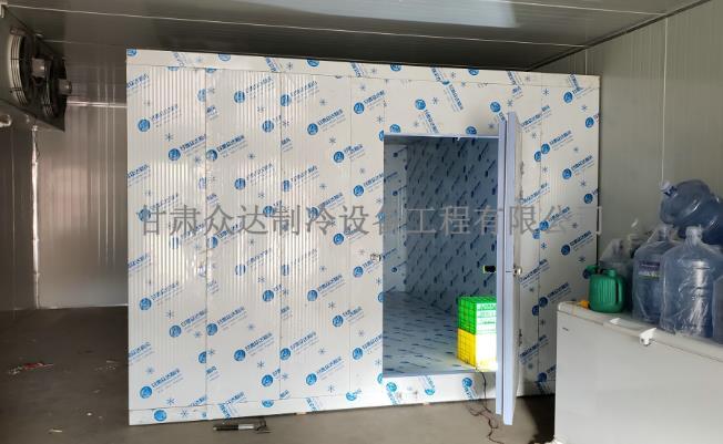 冷藏库安装工程