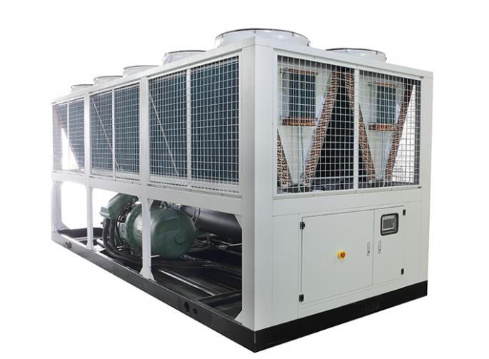 谈一谈制冷设备中制冷机的安装注意事项
