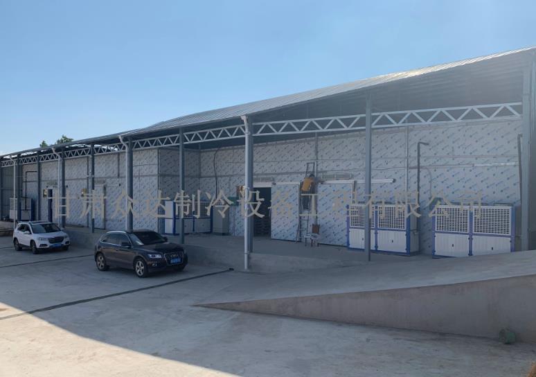磐安市场1500吨保鲜库