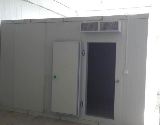 气调保鲜冷库设计