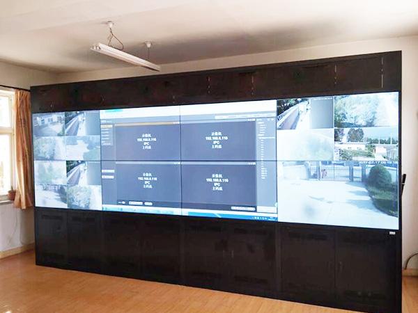 陇电分公司弱电系统-安防系统监控改造