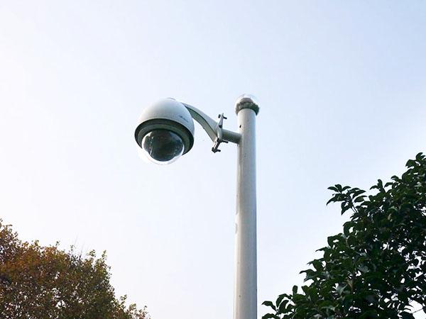 視頻監控系統的組成