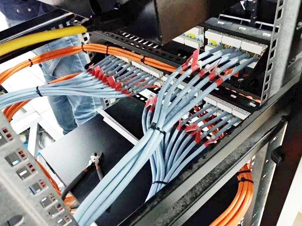 弱电工程综合布线拓扑结构