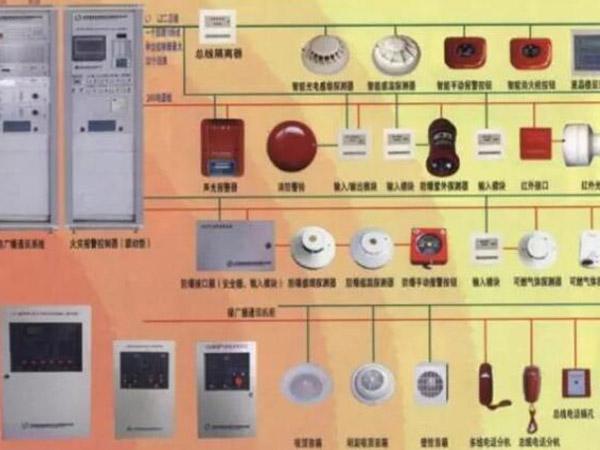 消防包括弱电工程