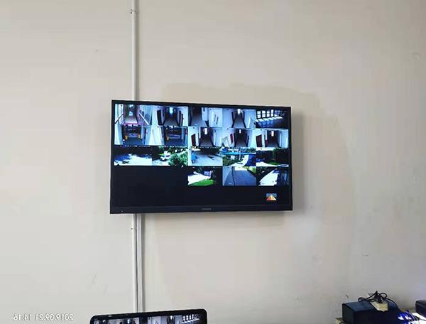 甘肃省动物疫病预防中心视频监控项目