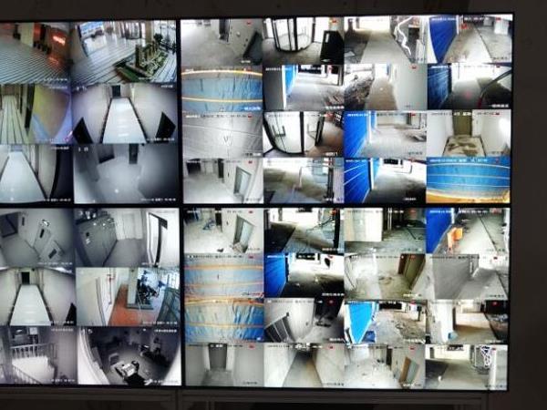 兰州商场弱电智能化项目之-海鸿国际中心项目