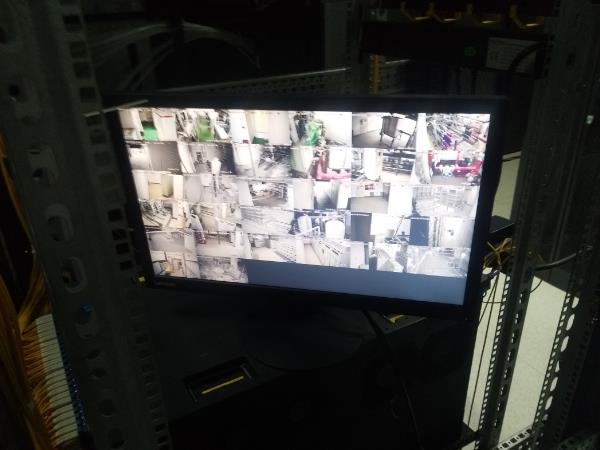 兰州中心项目设备机房安装监控项目