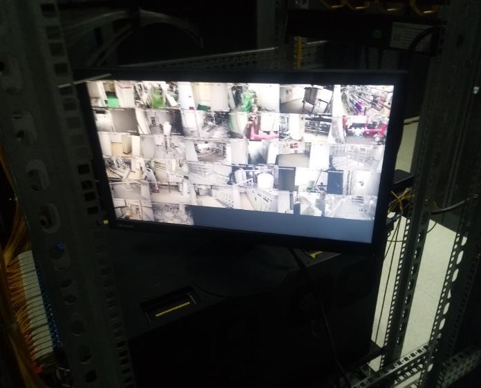 视频监控显示屏