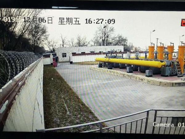 甘肃中联威视承接昆仑燃气西固分公司视频监控项目