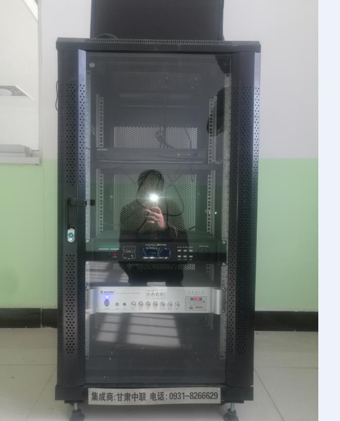 视频监控系统安装