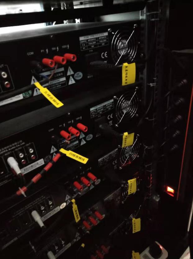 弱电工程后端控制系统