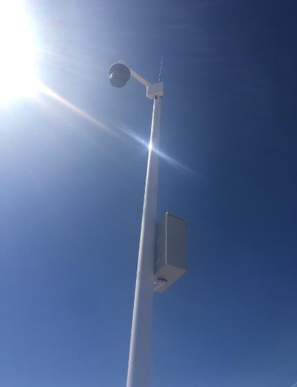 格爾木光伏電廠視頻監控系統
