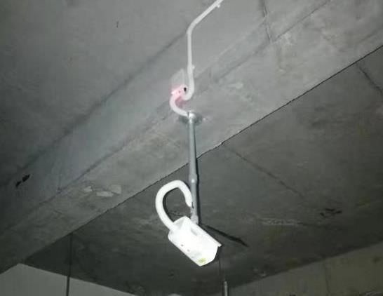 甘南合作中央幸福城地下车库视频监控安装项目