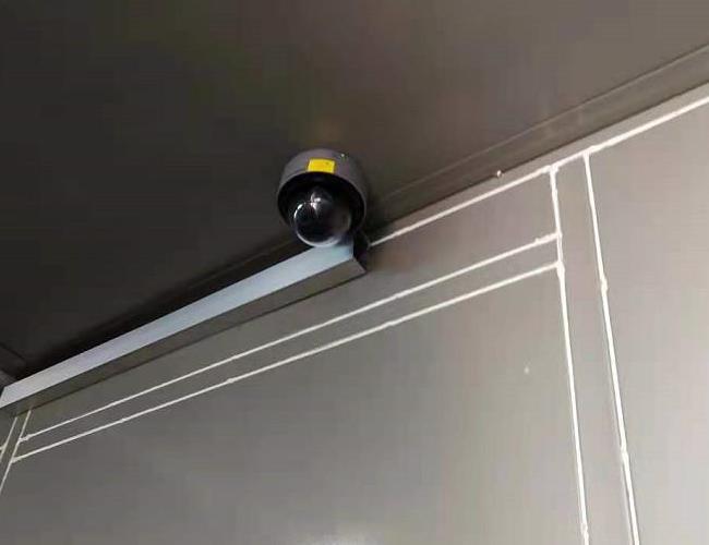 我公司承接陕西榆神光伏视频监控系统安装工程