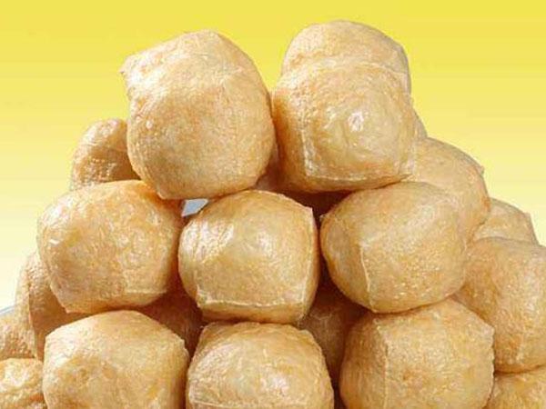 盒装黄金豆泡