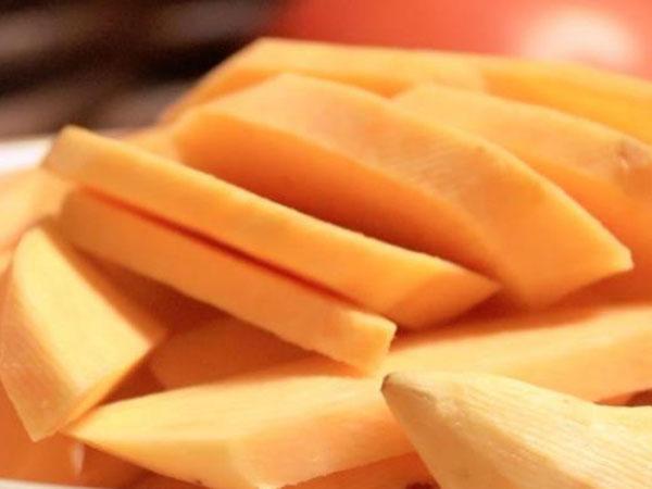 盒装红薯片