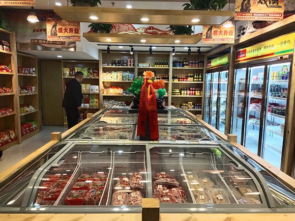 谈一谈火锅食材加盟超市发展现状