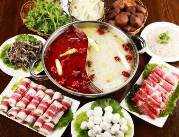 白银火锅食材批发超市分享涮火锅的正确顺序
