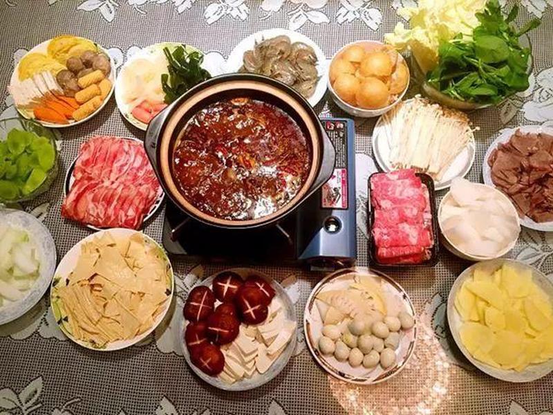 火锅食材加盟店