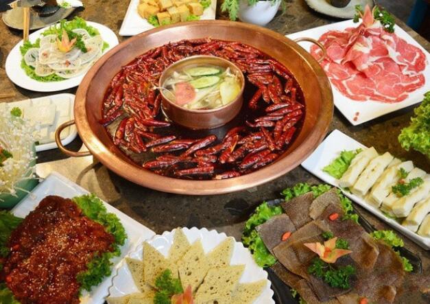 甘肃火锅食材专卖加盟店