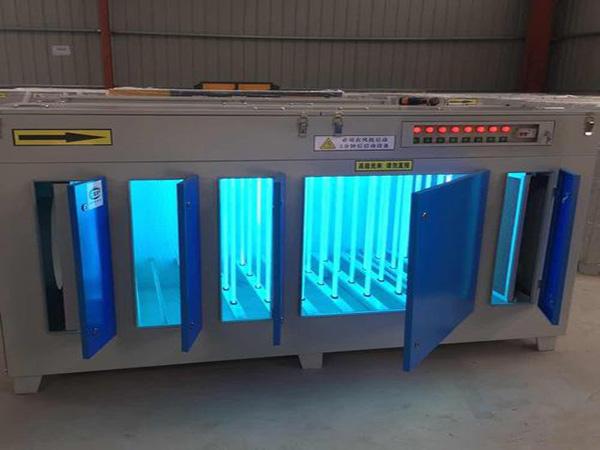 UV紫外光解净化设备