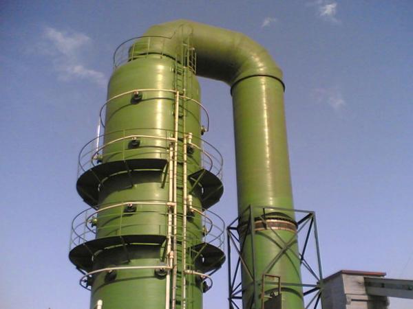 除尘脱硫塔结垢的影响有哪些?如何解决呢?