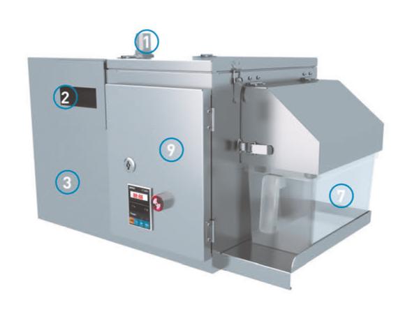 兰州油水分离设备厂介绍什么是餐饮油水分离器?