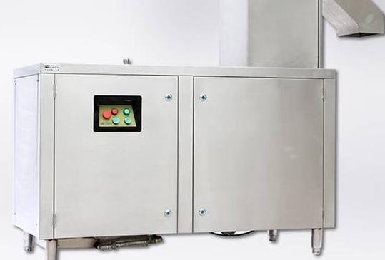 餐厨垃圾处理设备厂家简述餐厨垃圾处理设备的组成装置