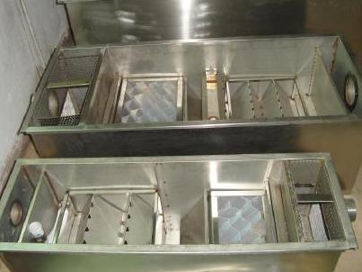 餐饮油水分离器厂家浅谈如何选择餐饮油水分离器?