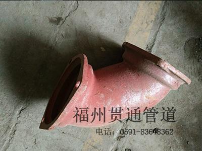 B型铸铁管